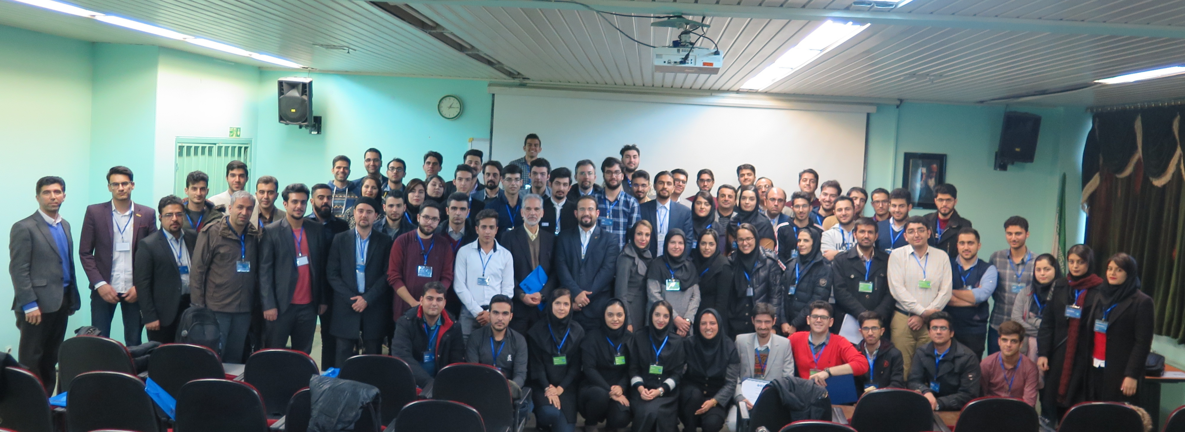 The 15th Counselors Meeting and Executive Committee of IEEE Iran Section
