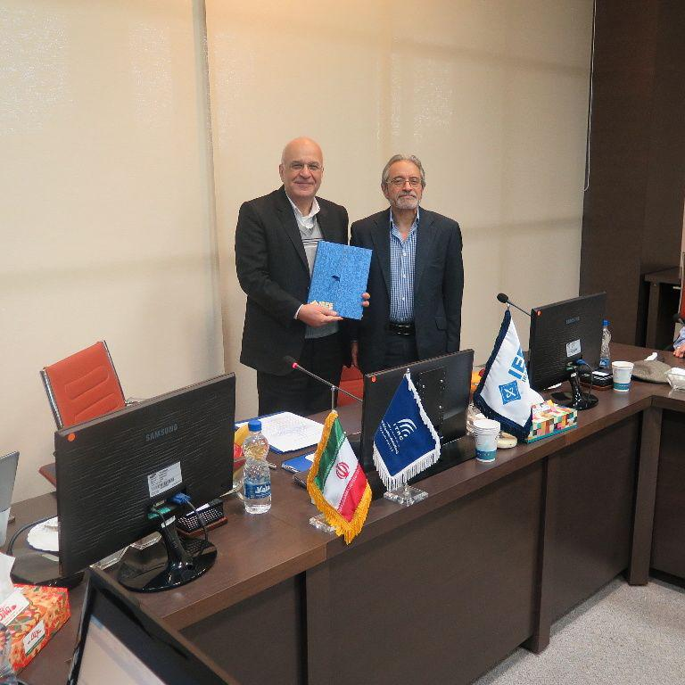 MOU BETWEEN IEEE Iran Section and IEEE United Kingdom & Ireland Section